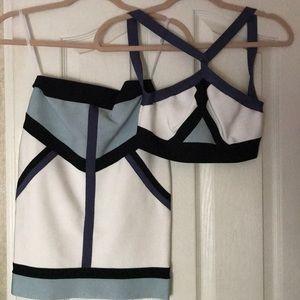Other - Women's skirt set